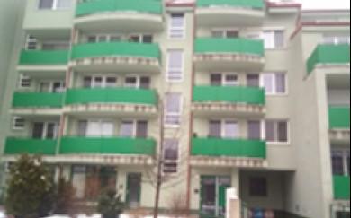 Bytový dom Vrútocká, Bratislava