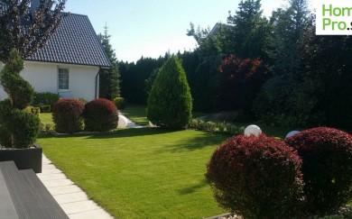 Pravidelná údržba záhrady
