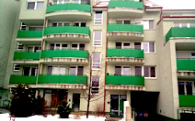 Bytový dom na Vrútockej ulici v našej správe