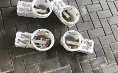 Výmena halogénových svietidiel za LED svietidlá