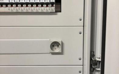 Montáž elektrickej zásuvky